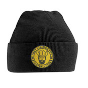 Beanie embroidered with club logo